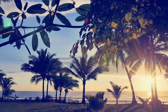 8-Diosa Sunset