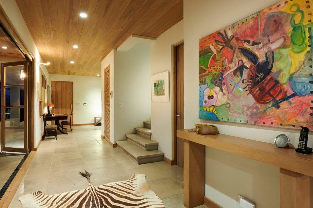 Casa Alamandas-Corridor