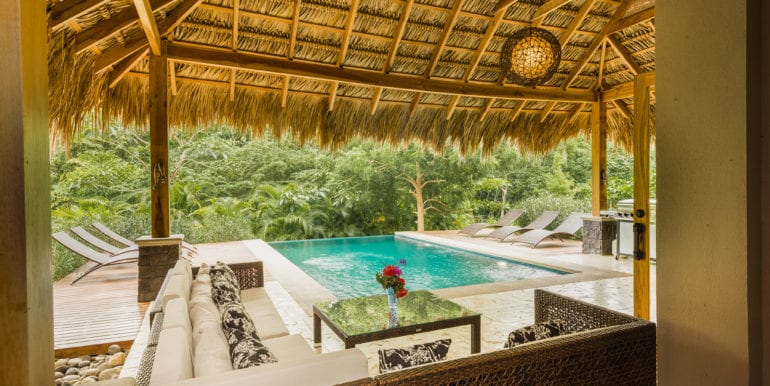 Casa Oceana-Pool full view