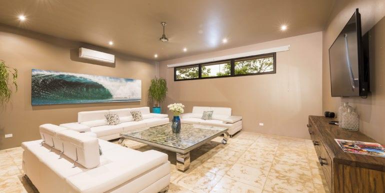 Casa Oceana- TV room