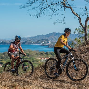 Conchal mountain biking