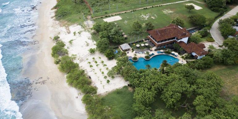 Hacienda Pinilla-Beach club