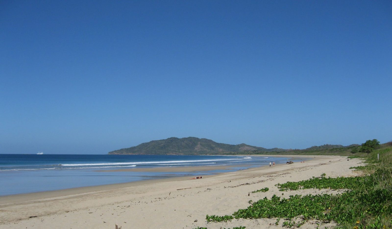 Beach of Playa Grande, Costa Rica