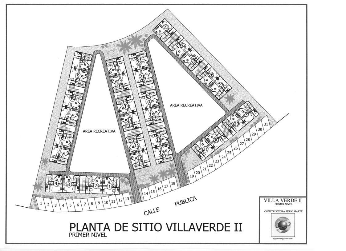 VillaverdeII sight plan