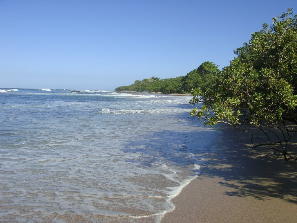 Playa Langosta, Costa Rica