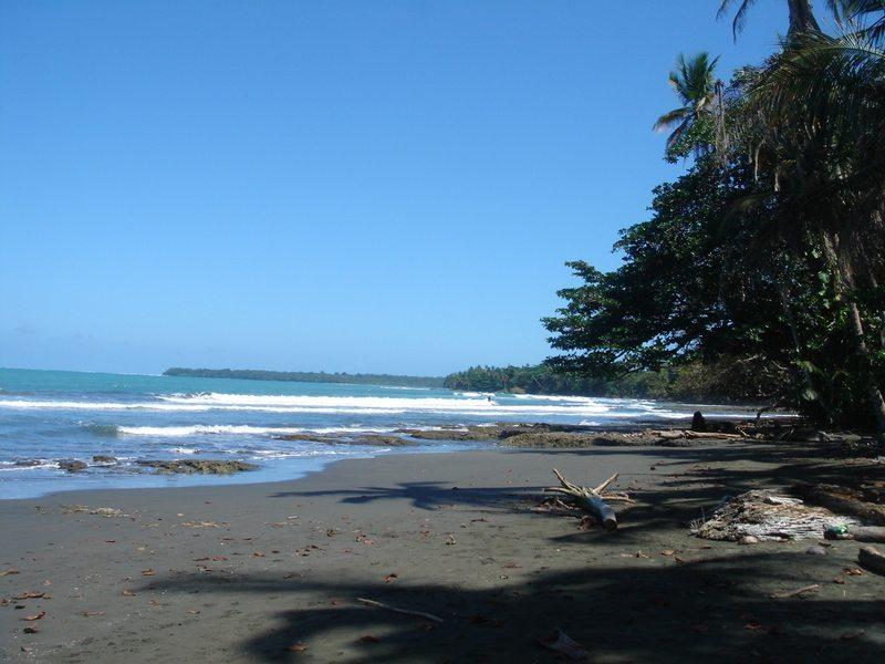 Cahuita – Playa Negra