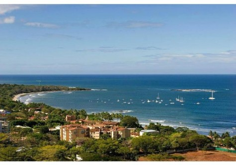 Great view of Tamarindo, Costa Rica