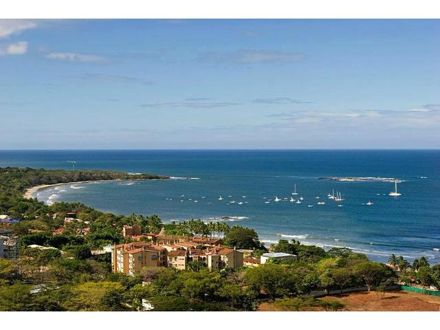 View of Tamarindo, Costa Rica