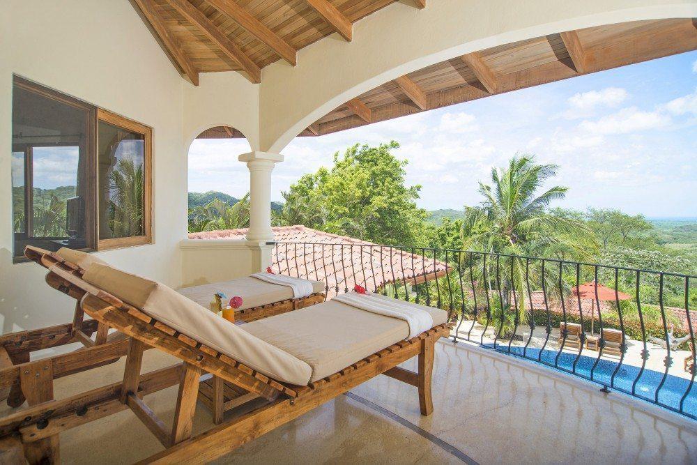 Eros Suite Balcony