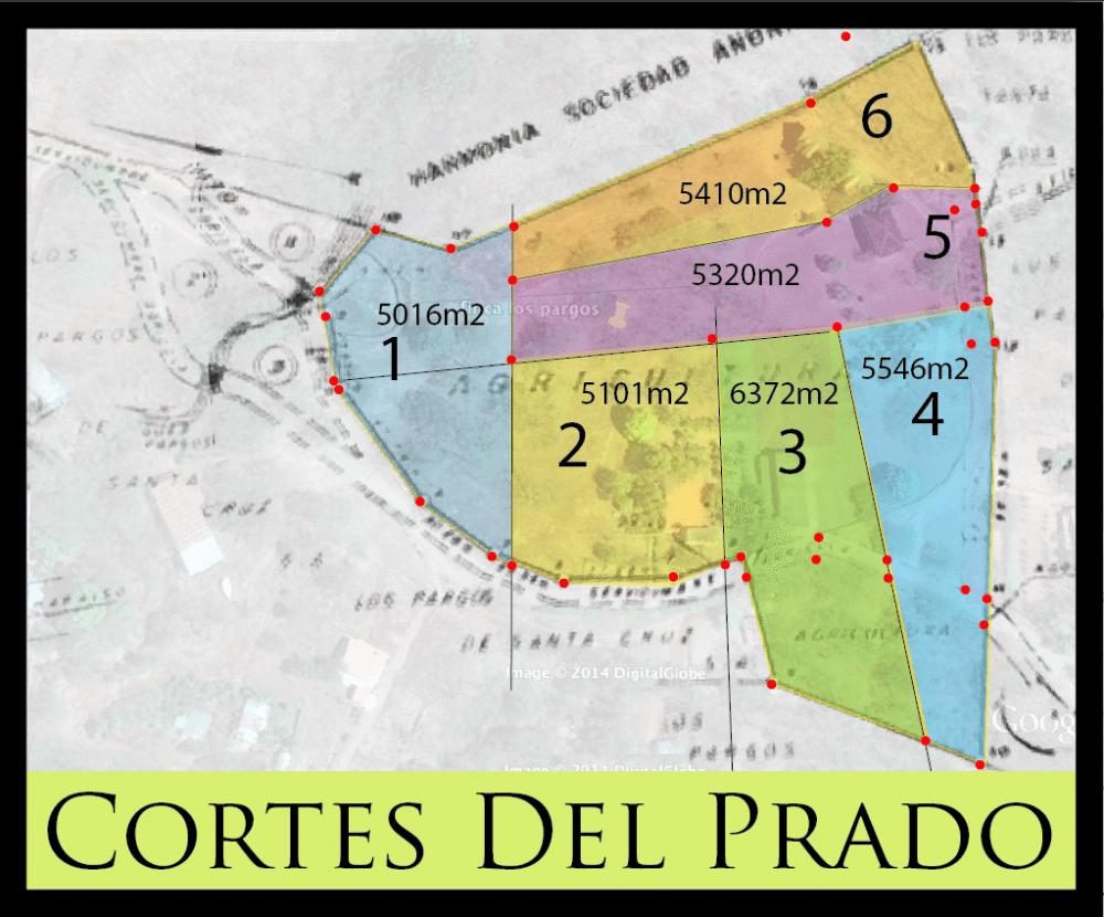 CORTES DEL PRADO lots