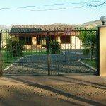 Casa Buenaventura Gate Entrance