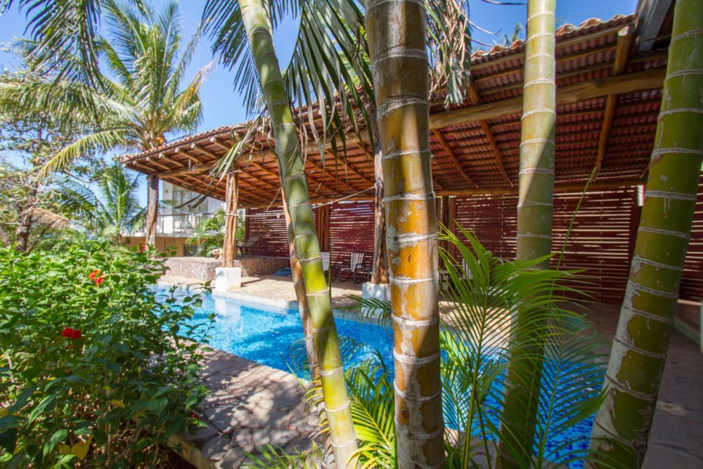 Playa Negra Beachfront home