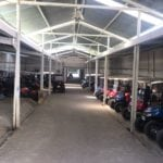 commercial space golf rental business