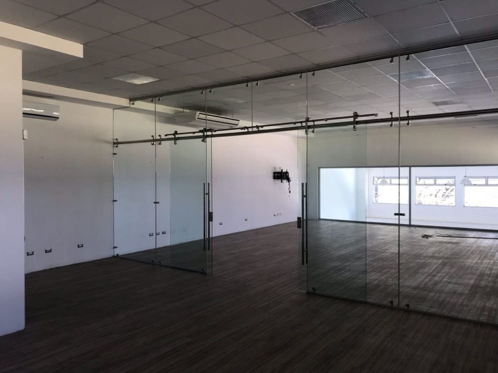 commercial space upstairs