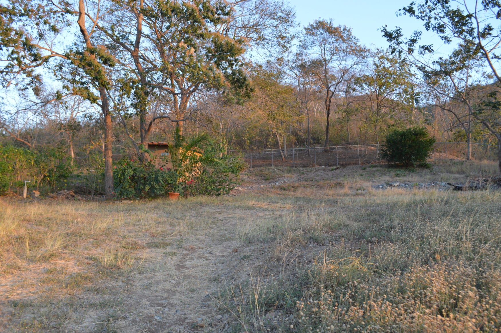 6 – Flat Area To Build On – Oceanview Lot in Gated Community Close To Beach