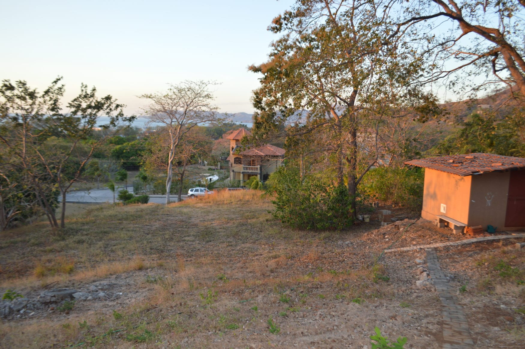 8 – Lot Area – Oceanview Lot in Gated Community Close To Beach