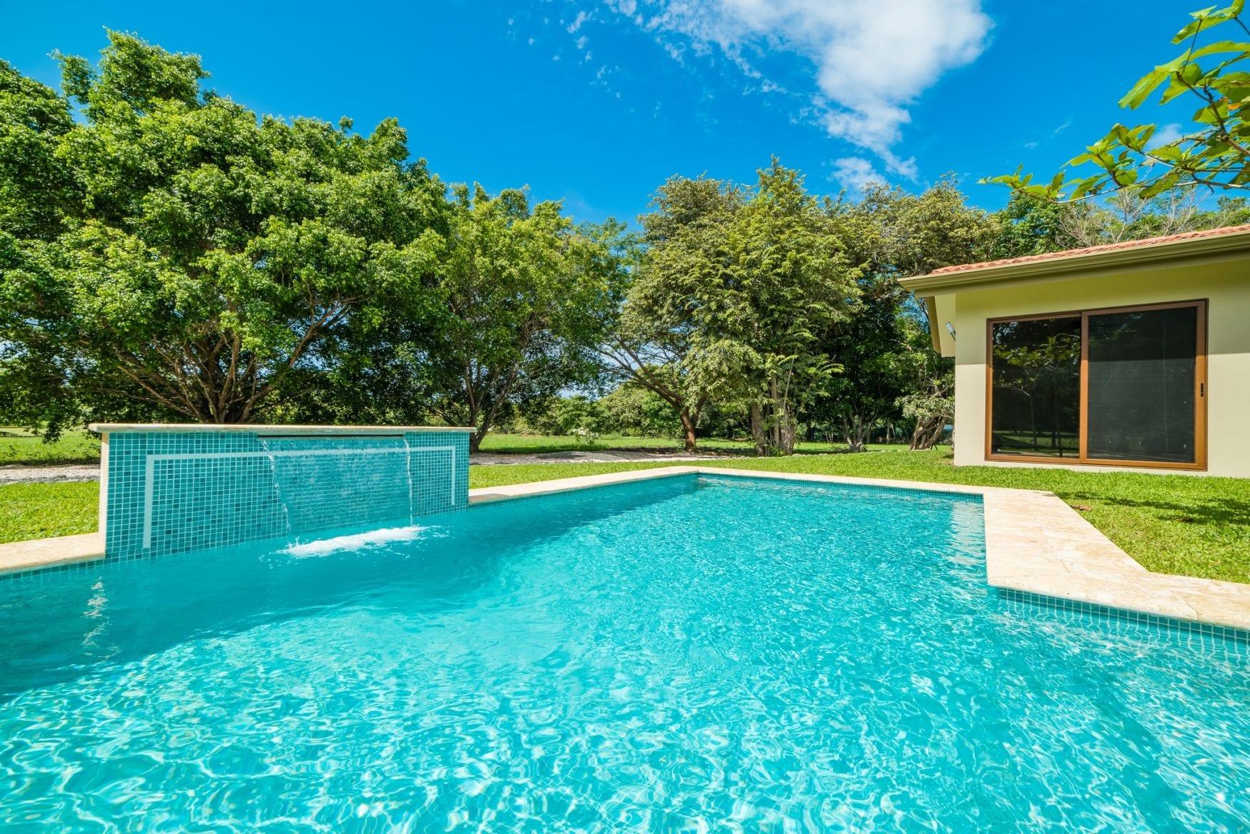 Swimming pool & garden 4