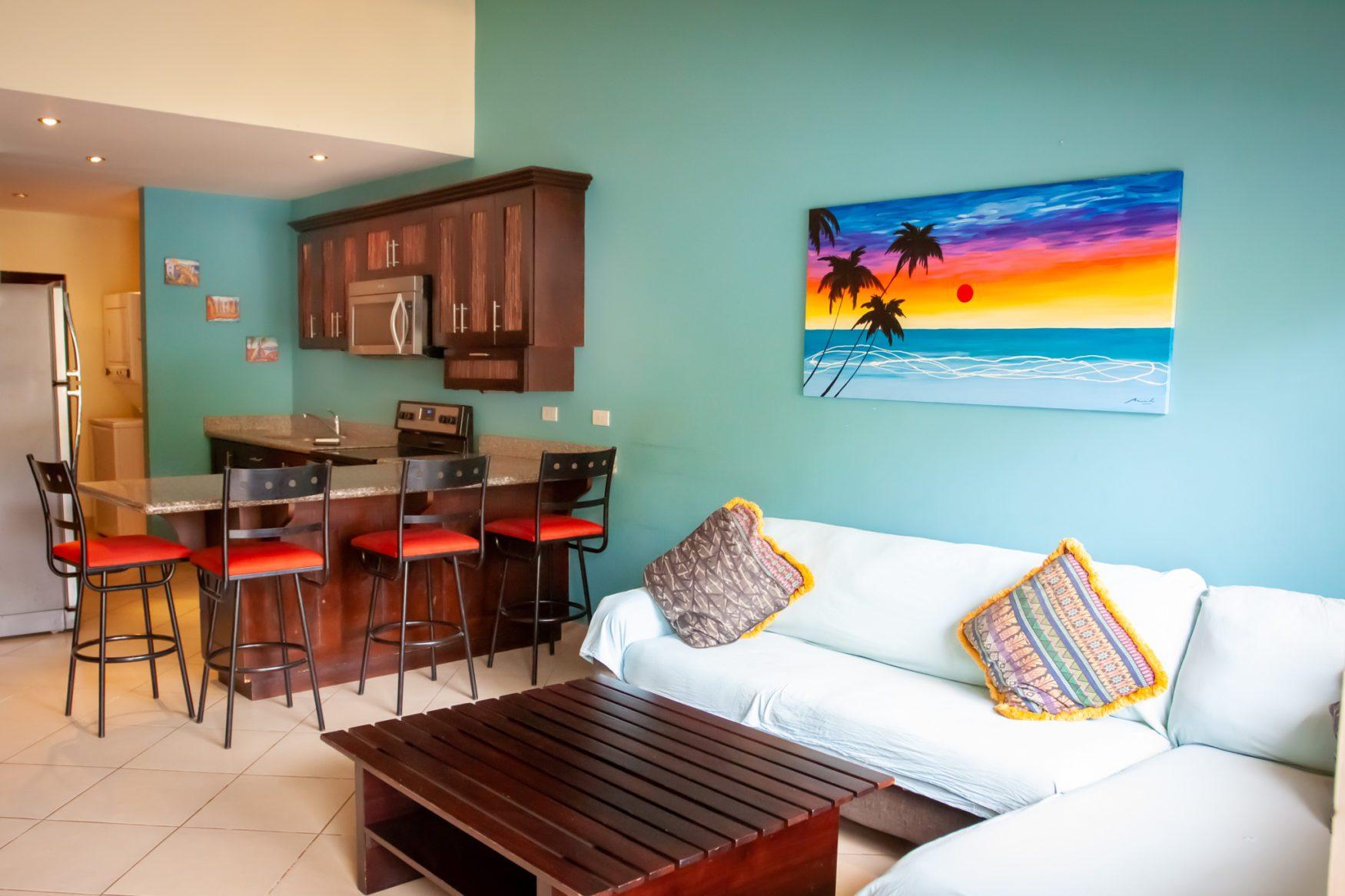 Cabo Velas #23 _ Living Room 1