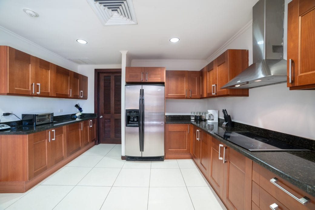 Carao T1-3 – Kitchen
