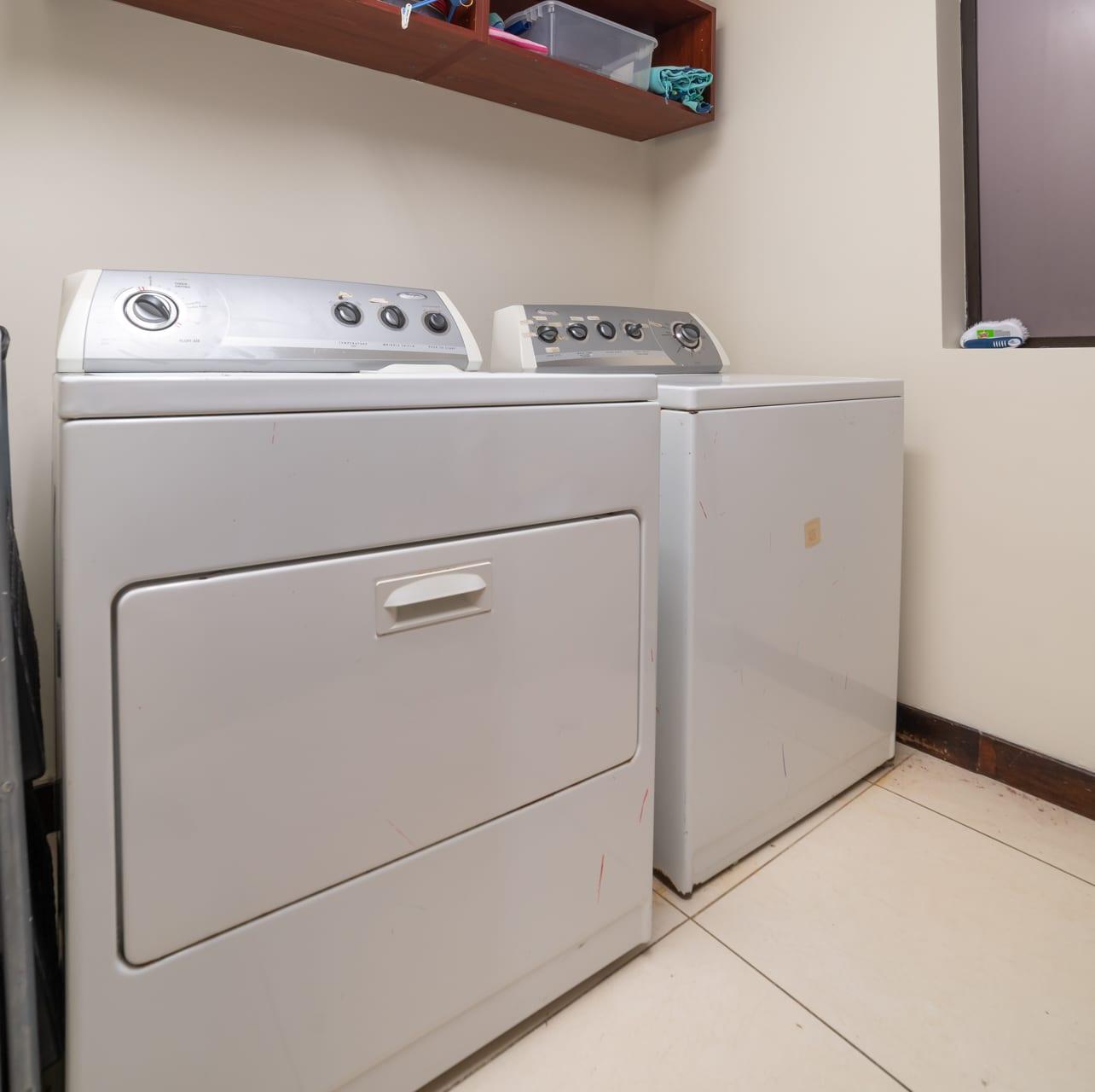 Carao T1-3 – Laundry