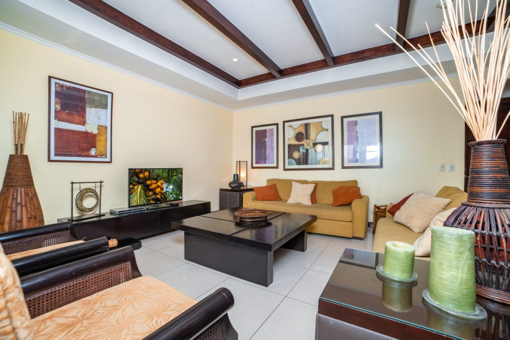 Carao T1-3 – Living Room