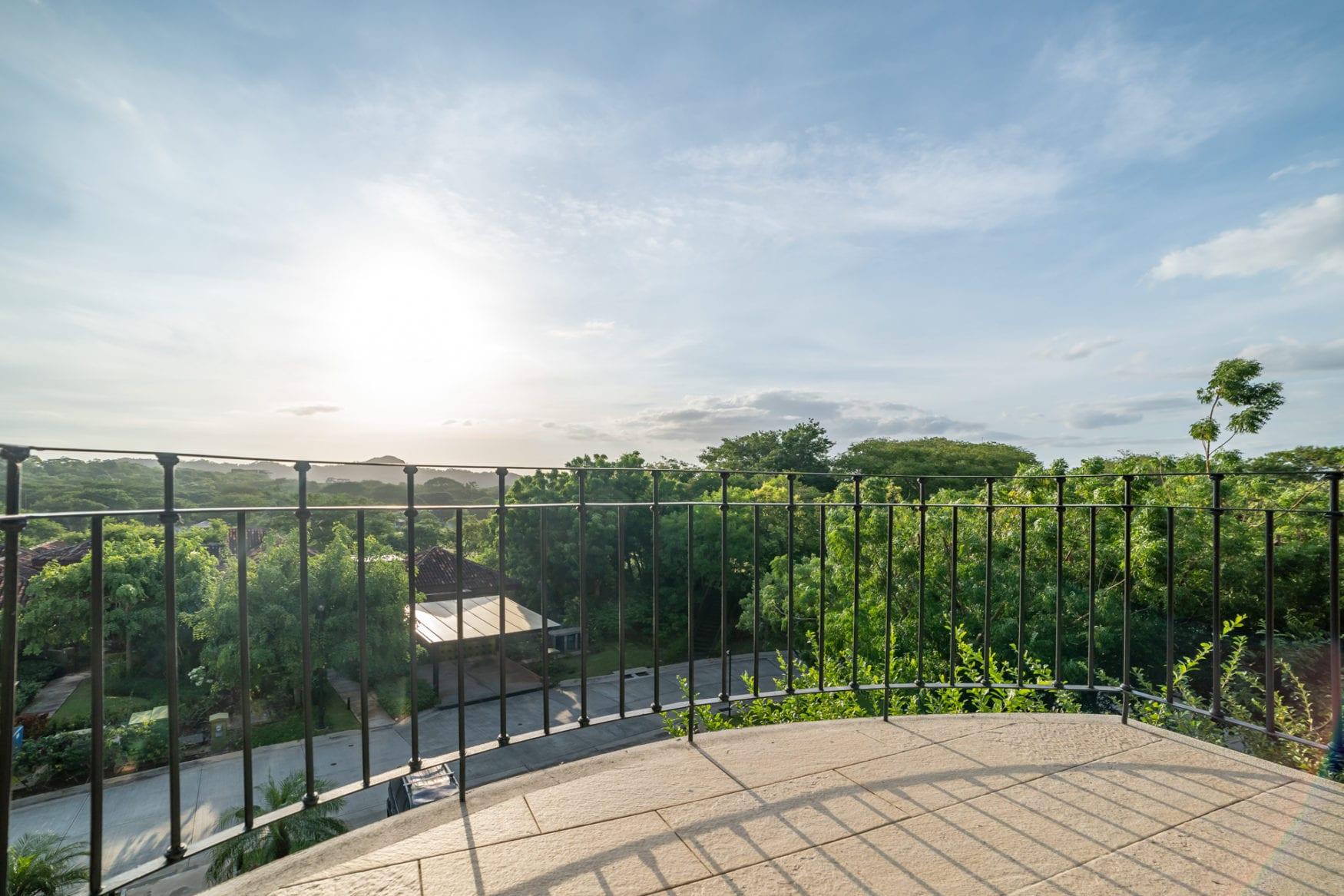 Carao T1-3 – Master Suite Balcony