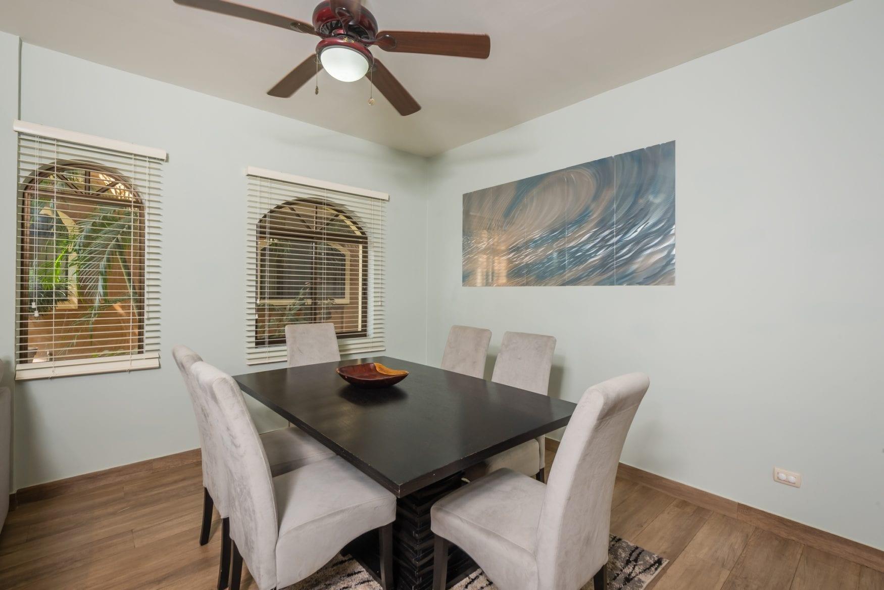 Tamarindo Azul 4 – Dining Room 2