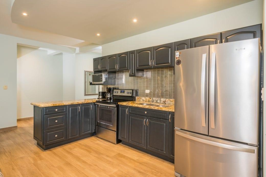 Tamarindo Azul 4 – Kitchen